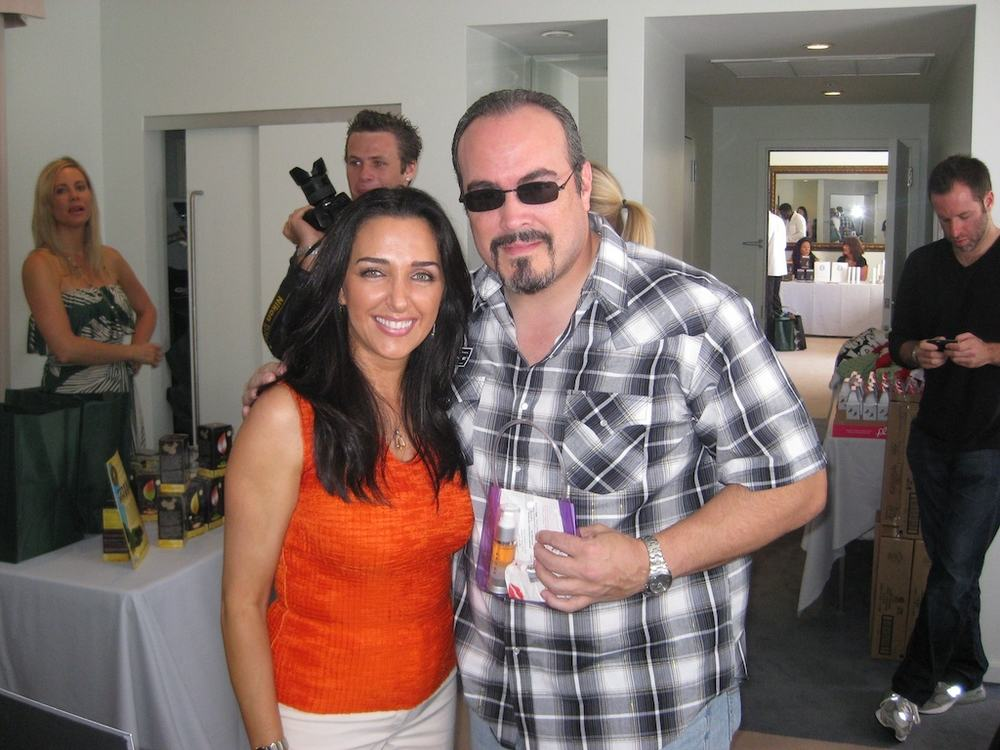 David Zayas also from the new popular show Dexter.