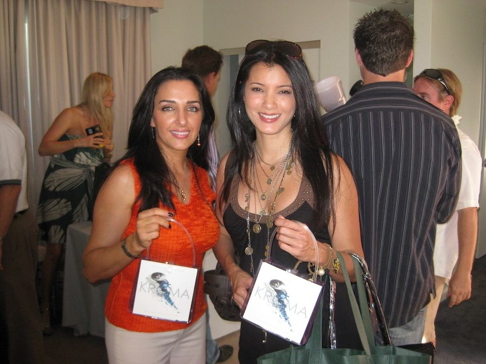 "With Kelly Hu (""X-Men 2"", ""Terminator Salvation"" and much more)"