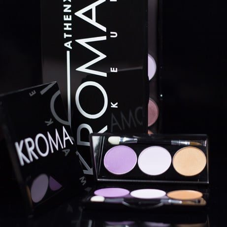 KROMA 3 PEICE EYESHADOW KIT